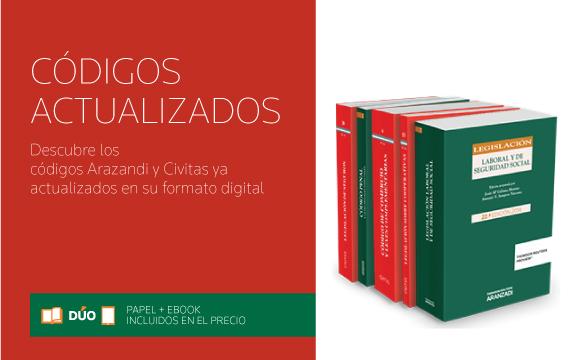 Códigos Aranzadi y Civitas