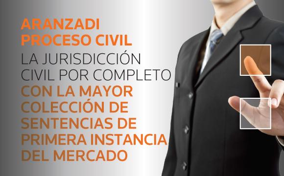 Aranzadi Proceso Civil